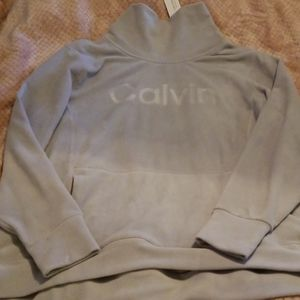 NWT Calvin Klein Performace pullover